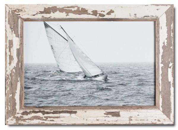 Basic Altholz Bilderrahmen für Bildgröße 25 x 38 cm