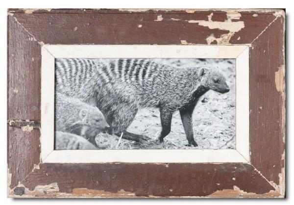 Panorama Vintage Bilderrahmen aus Südafrika