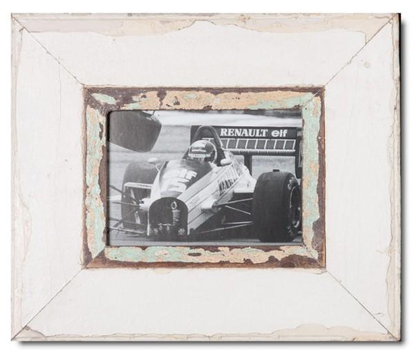 Breiter Altholz Bilderrahmen für Bildgröße 21 x 14,8 cm