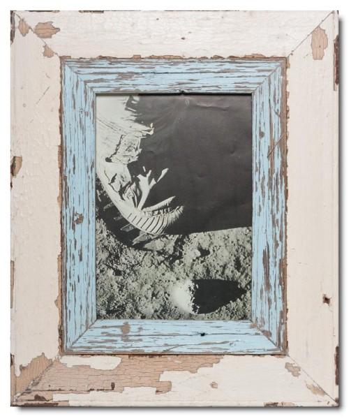 Vintage Bilderrahmen mit breitem Rand für Bildformat 29,7 x 21 cm aus Südafrika