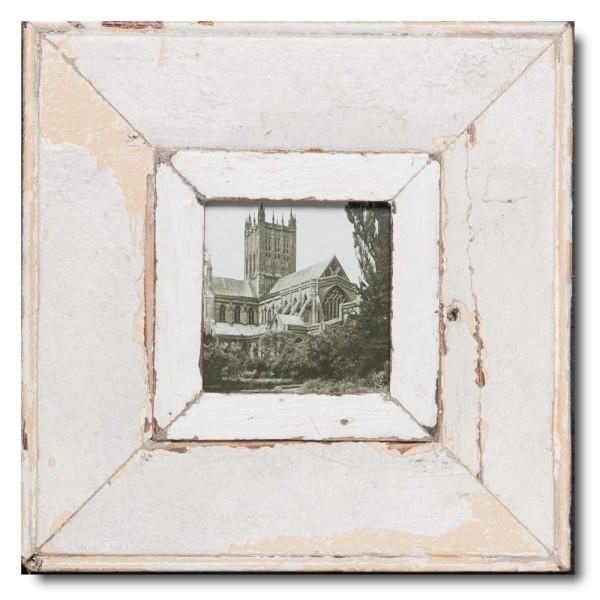 Altholz Bilderrahmen Quadrat von Luna Designs