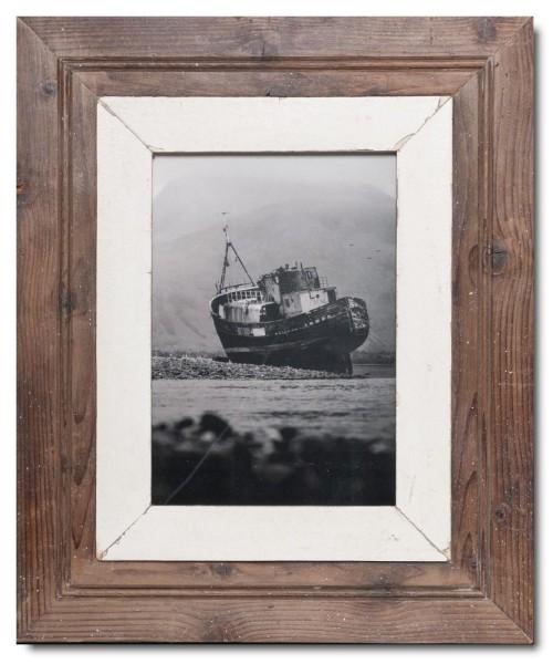 Vintage Bilderrahmen mit breitem Rand für Fotogröße DIN A4 aus Kapstadt