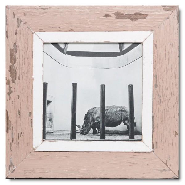Quadratischer Vintage Bilderrahmen für Bildgröße DIN A4 Quadrat aus Kapstadt