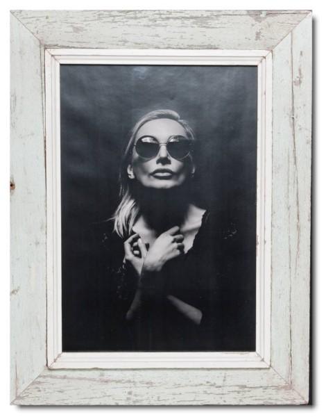 Altholz Bilderrahmen für Bildgröße 29,7 x 42 cm aus Südafrika