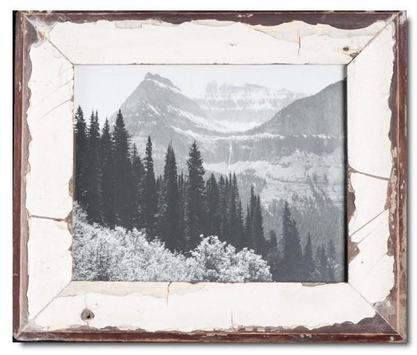 Basic Bilderrahmen aus recyceltem Holz von Luna Designs