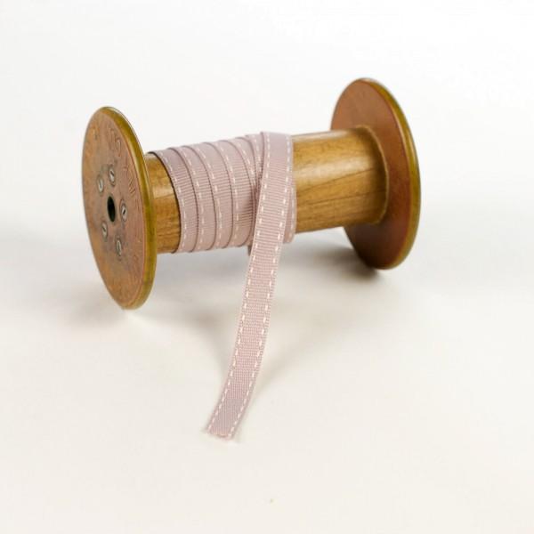 10mm Textilband mit Sattelstich