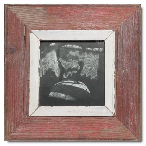 Altholz Bilderrahmen Quadrat für Bildformat 14,8 x 14,8 aus Kapstadt