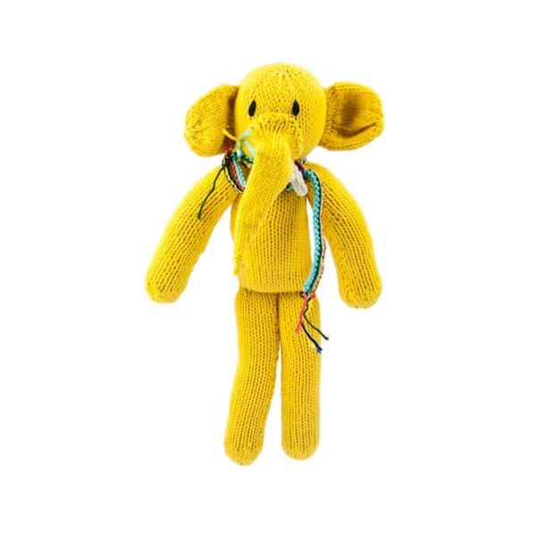 Gelber Elefant