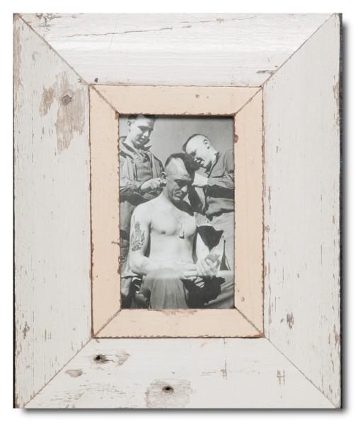 Vintage Bilderrahmen für Fotogröße 10,5 x 14,8 cm von Luna Designs