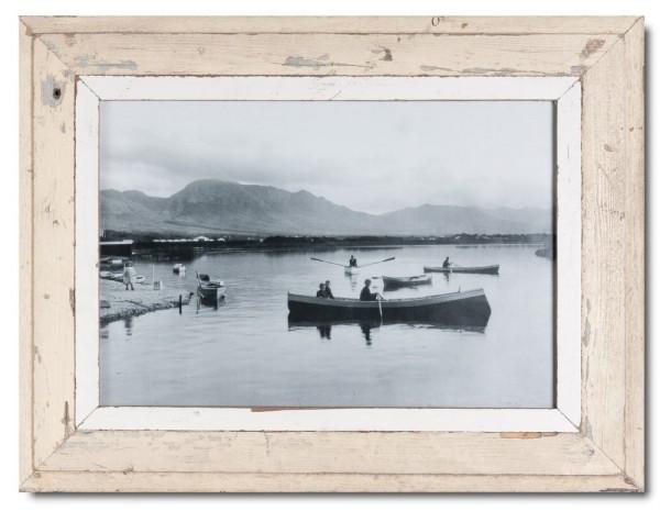 Vintage Bilderrahmen für Bildformat DIN A3 aus Kapstadt