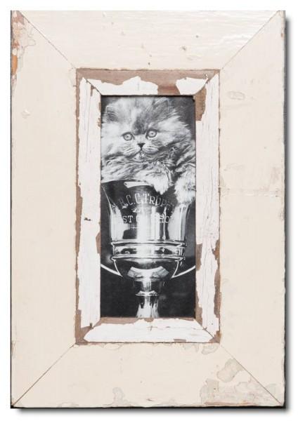 Altholz Bilderrahmen Panorama für Bildformat 21 x 10,5 cm aus Südafrika