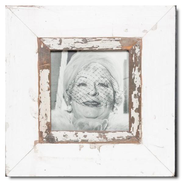 Quadratischer Vintage Bilderrahmen für Bildformat 14,8 x 14,8 aus Südafrika