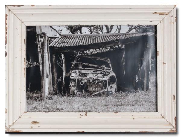 Vintage Bilderrahmen für Fotogröße 29,7 x 42 cm aus Südafrika