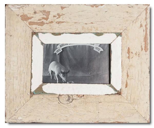 Altholz Bilderrahmen für Bildgröße 10,5 x 14,8 cm