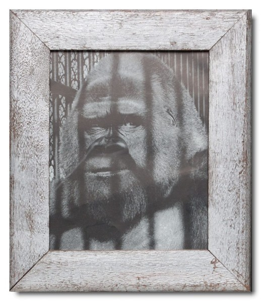 Basic Altholz Bilderrahmen für Bildformat 20 x 25 cm aus Kapstadt