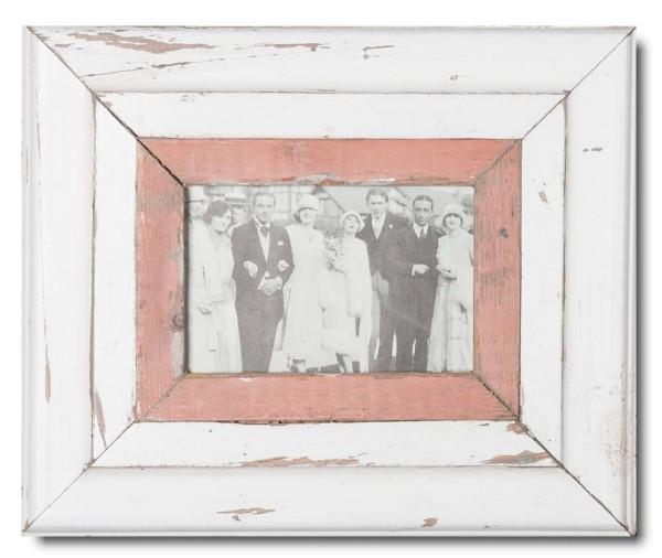 Altholz Bilderrahmen für Bildgröße 10,5 x 14,8 cm von Luna Designs