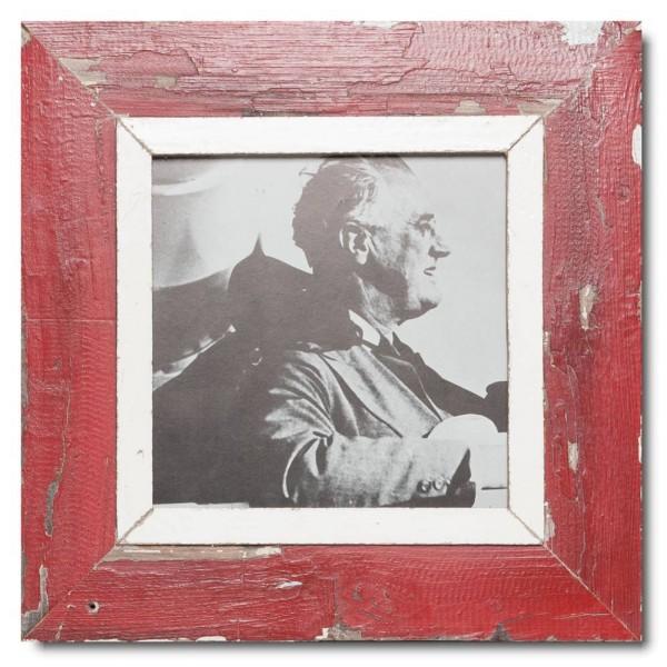 Quadratischer Vintage Bilderrahmen für Bildgröße 21 x 21 aus Südafrika