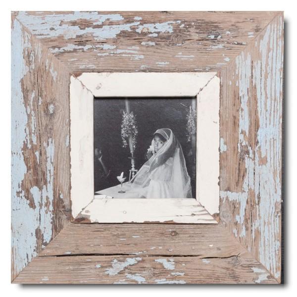 Quadratischer Vintage Bilderrahmen für Bildformat 10,5 x 10,5