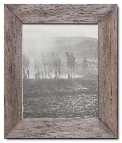 Basic Bilderrahmen aus recyceltem Holz aus Kapstadt