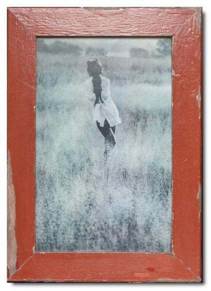 Basic Altholz Bilderrahmen für Bildgröße 25 x 38 cm aus Kapstadt