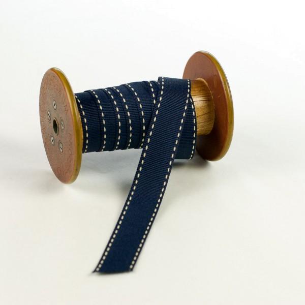 20mm Textilband mit Sattelstich